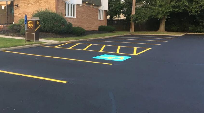 Parking Lot Paving Bellevue WA 2