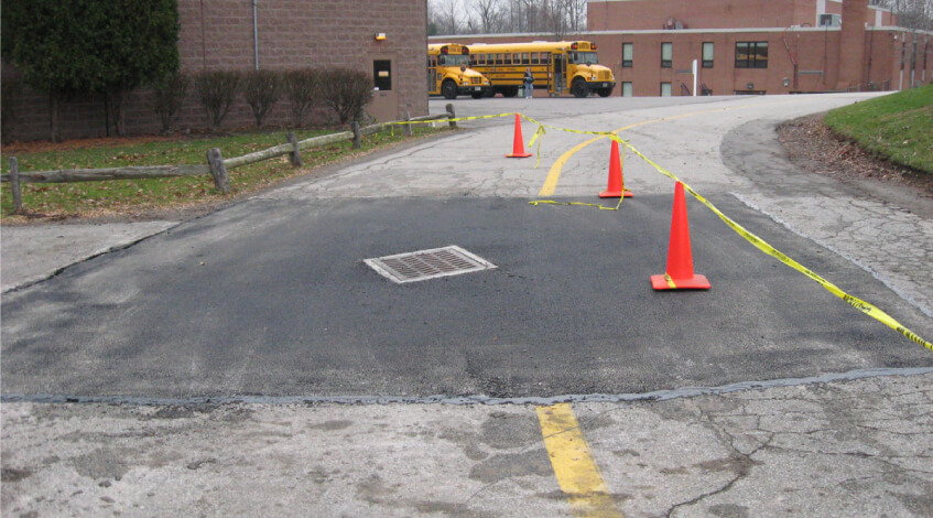 Parking Lot Repair Bellevue WA